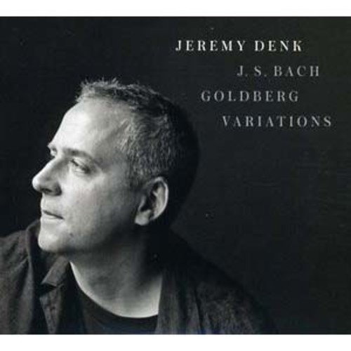 Bach: Goldberg Variations [includes DVD] By Jeremy Denk (Audio CD)