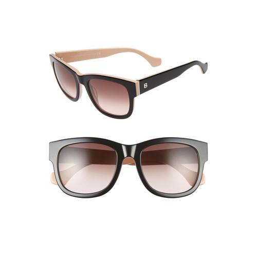 BALENCIAGA Paris 54Mm Retro Sunglasses