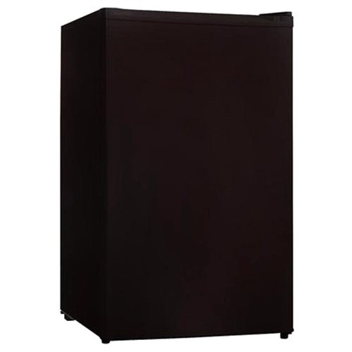 Midea Whs-121lb1 Refrigerator - 3.30 Ft - Manual Defrost - Black (whs-121lb1)