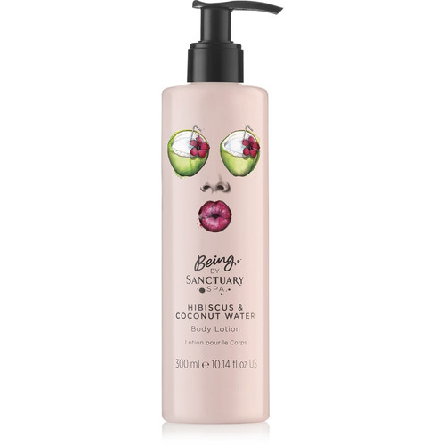 Hibiscus & Coconut Water Body Lotion