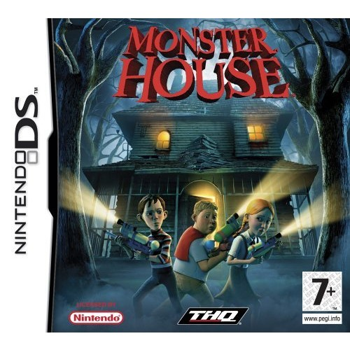 Nintendo DS DS Monster House