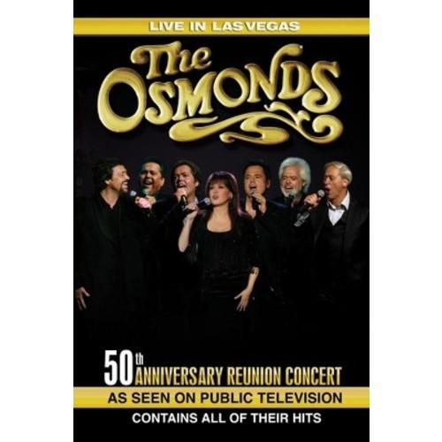 Live in Las Vegas 50th Anniversary Reunion Concert (DVD)
