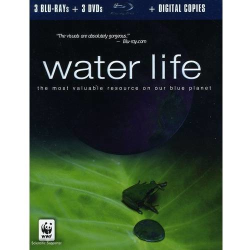 Water Life Collection (6pc) (W/Dvd) (Blu-ray Disc) (Digital Copy)