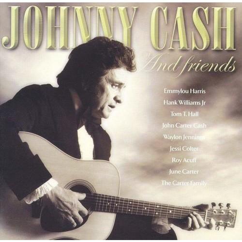 Johnny Cash & Friends [CD]
