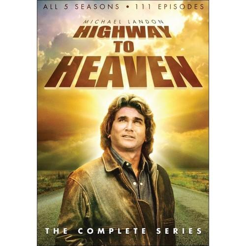 Highway to Heaven: The Complete Series [23 Discs] [DVD]