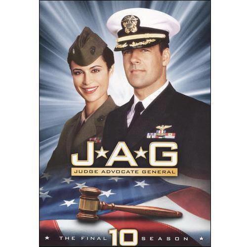 JAG: The Tenth Season (The Final Season) ( (DVD))