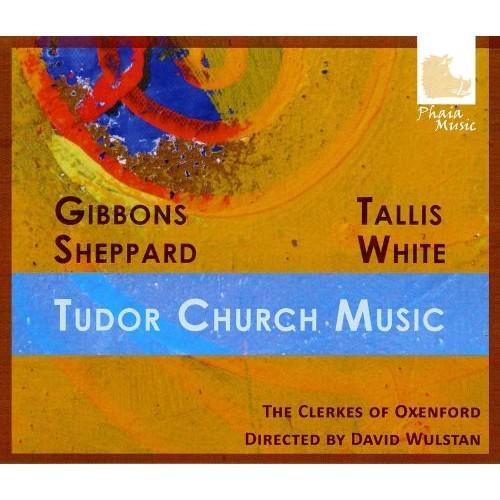 Tudor Church Music [CD]
