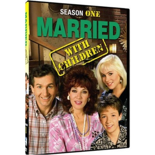 Married... WIth Children: Season 1 (DVD)