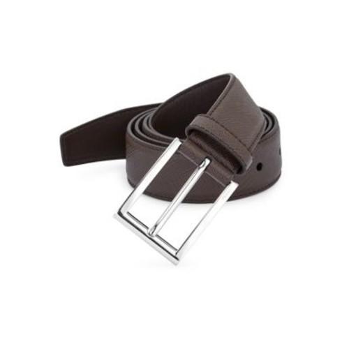 PRADA Cinture Leather Belt