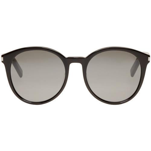 SAINT LAURENT Black Classic 6 Sunglasses
