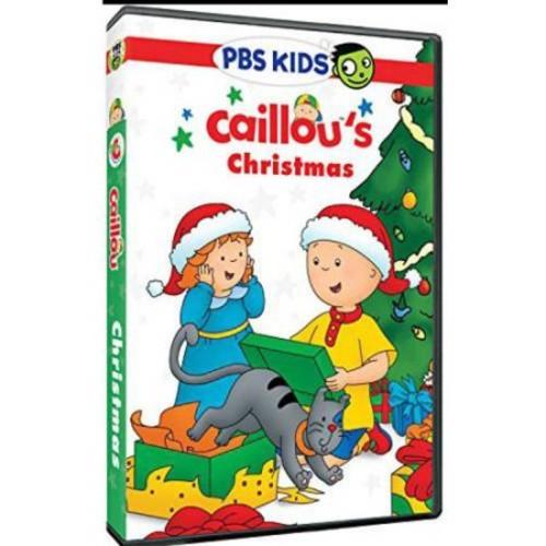 Caillou: Caillou's Christmas (Widescreen)