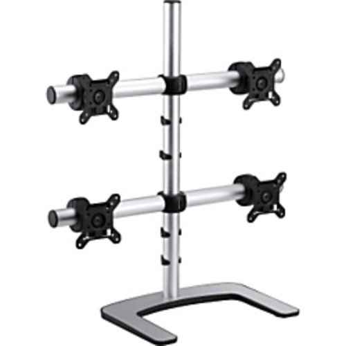 Atdec Visidec Freestanding Quad Monitor Arm