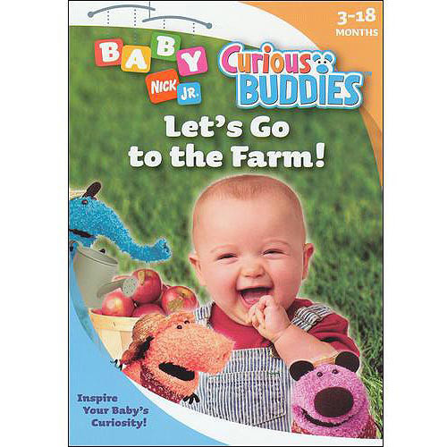 Curious Buddies-Lets Go To the Farm