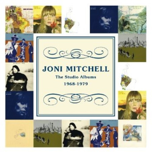Joni Mitchell - The Studio Albums (1968-1979)
