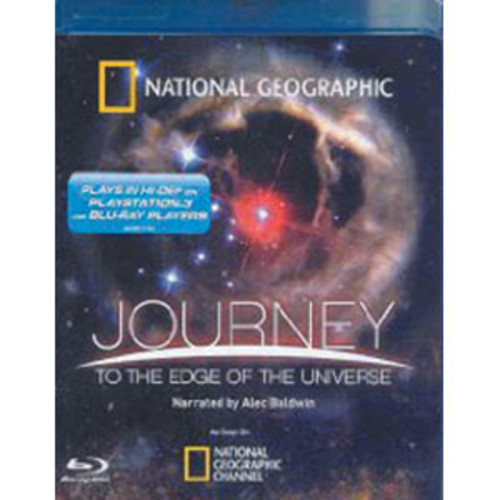 National Geographic: Journey to the Edge of the Universe [Blu-ray] WSE DD5.1
