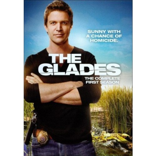 The Glades: The Complete First Season [4 Discs]