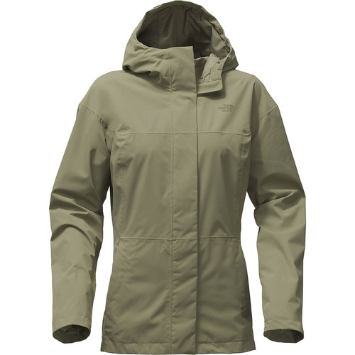 The North Face Womens Folding Travel Jacket