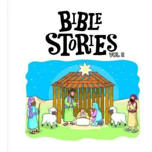 Smiley Storytellers: Bible Stories, Vol. 2 [CD]