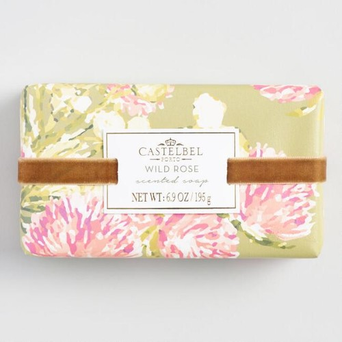 Castelbel Matisse Floral Wild Rose Bar Soap