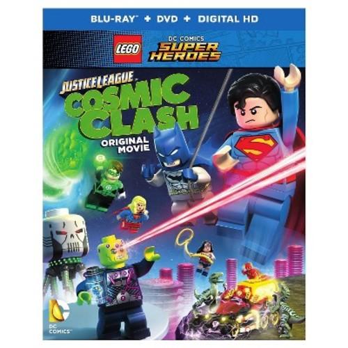 LEGO DC Comics Super Heroes: Justice League: Cosmic Clash (DVD)