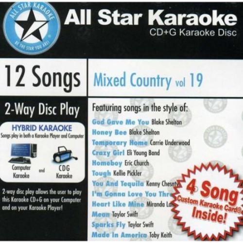 Mixed Country, Vol. 19 [CD]