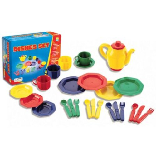 Educational Insights 25-Piece Dishes Set