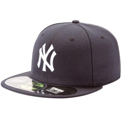 Era Men's New York Yankees 59Fifty Game Navy Authentic Hat