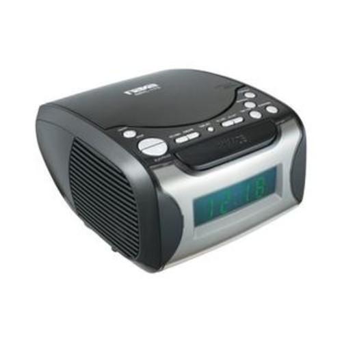 Naxa Nrc175 Digital Alarm Clock Radio Cd Player