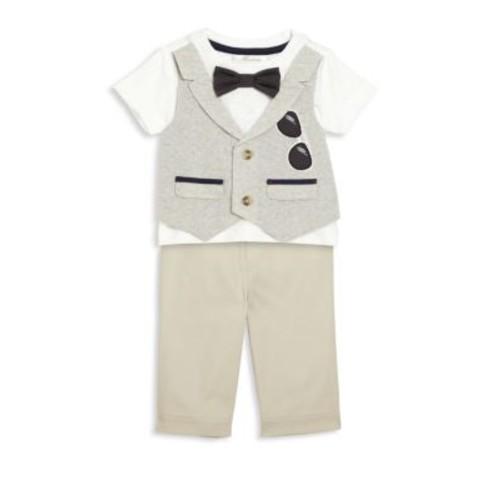 Miniclasix - Baby's Two-Piece Vest, Top & Pants Set