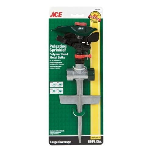 Ace Metal Spike Impulse Sprinkler 5800 sq. ft.(1609718516)