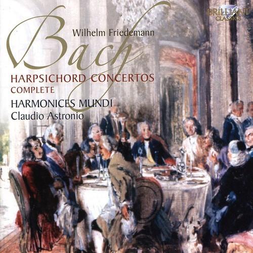 Harpsichord Concertos - CD