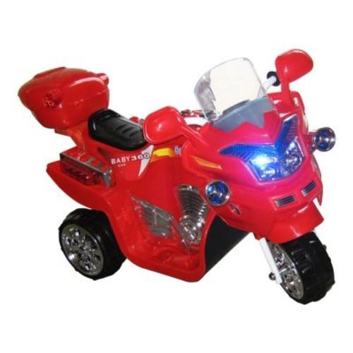 Lil' Rider Battery-Powered FX Bike 3-Wheeler - Red