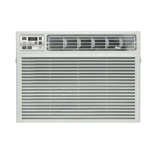 GE 17,600 BTU 230-Volt Electronic Heat/Cool Room Window Air Conditioner