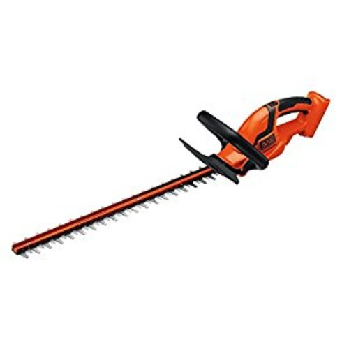 Black and Decker LHT2436B 40-Volt Bare Lithium Ion Hedge Trimmer, 24-Inch,Without Battery [No Battery]