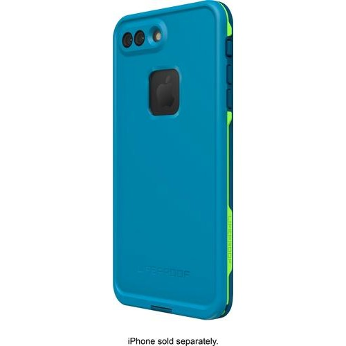 LifeProof - Fr Protective Water-resistant Case for Apple iPhone 7 Plus and 8 Plus - Banzai