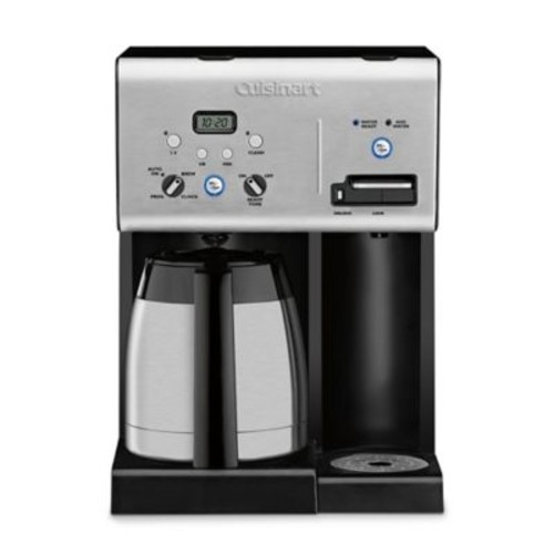 Cuisinart 10-Cup Coffee Maker with Hot Water System