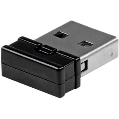 StarTech.com Mini USB Bluetooth 4.0 Adapter - 10m (33ft) Class 2 EDR