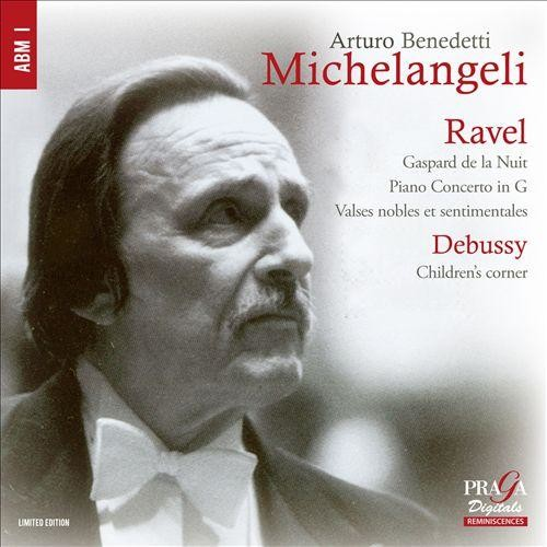 Ravel: Gaspard de la Nuit; Piano Concerto in G; Valses Nobles et Sentimentales; Debussy: Children's Corner [Super Audio Hybrid CD]