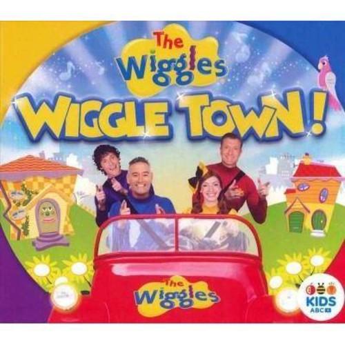 Wiggles - Wiggle Town (CD)