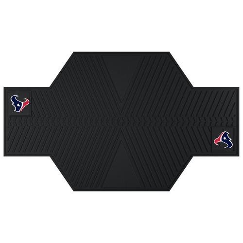 FANMATS NFL - Houston Texans Motorcycle Utility Mat