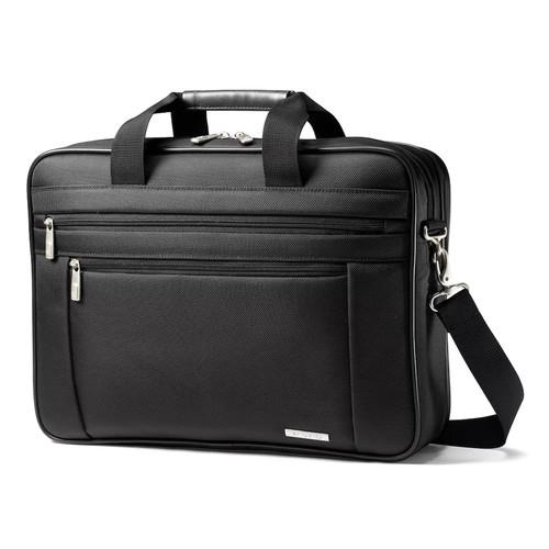 Samsonite 2-Gusset Perfect Fit Laptop Briefcase