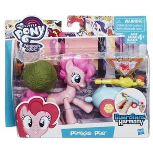 Hasbro My Little Pony Guardians of Harmony Pinkie Pie Figure
