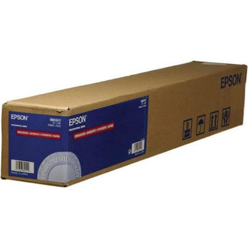Epson S045152 CrystalClear Glossy Film, 24in x 100Ft S045152
