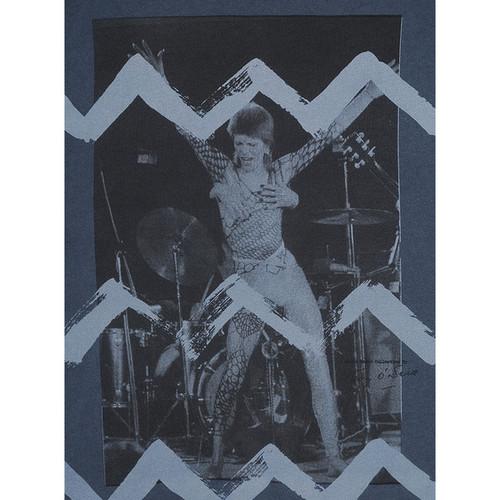 David Bowie Men's 'Stage' T-Shirt [option : Small/Medium]
