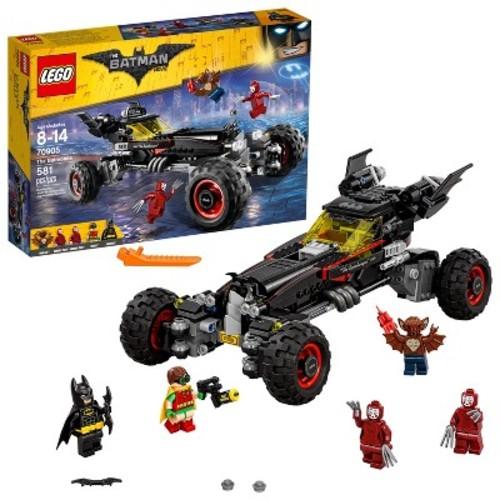 LEGO BATMAN MOVIE The Batmobile 70905 Building Kit [Standard Packaging]