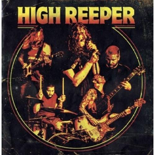 High Reeper - High Reeper (CD)