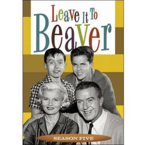 Leave It to Beaver: Season Five [6 Discs] [DVD]