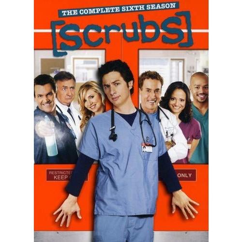 Scrubs: Season 6: Zach Braff: Movies & TV