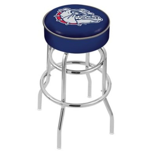 Holland Bar Stool NCAA 25'' Swivel Bar Stool; Gonzaga Bulldogs
