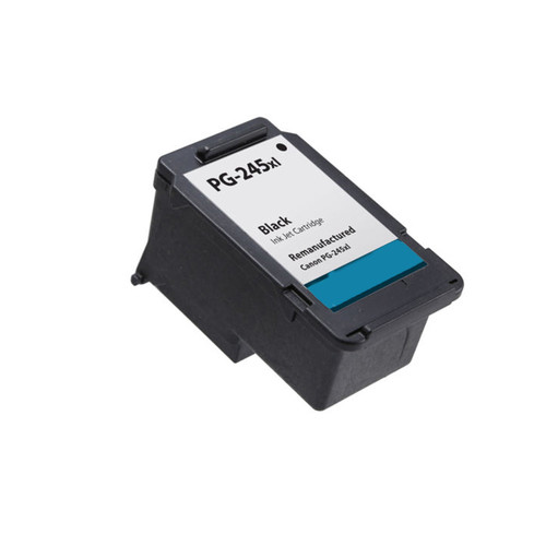 3 Pack Remanufactured with PG 245XL Ink Cartridge for Canon PIXMA MG2420 MG2922 MG2924 MG2520 MG2920 IP2820